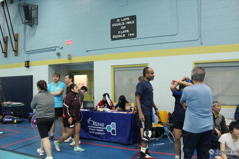 Album of Spring Badminton Tournament 2014